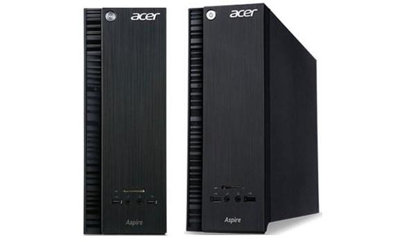 Máy tính để bàn PC Acer XC704 (DT.B3YSV-002) J3710 (Đen)